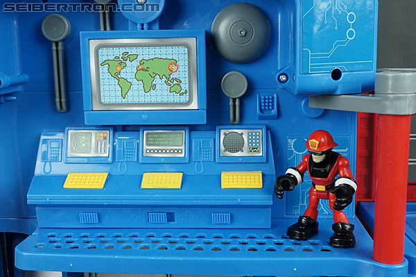 Transformers Rescue Bots Fire Station Prime (Image #55 of 136)