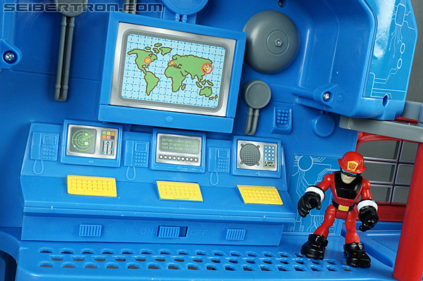 Transformers Rescue Bots Fire Station Prime (Image #59 of 136)