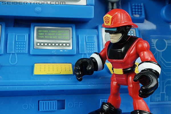 Transformers Rescue Bots Fire Station Prime (Image #61 of 136)