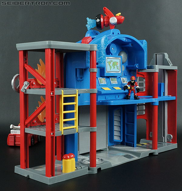 Transformers Rescue Bots Fire Station Prime (Image #62 of 136)