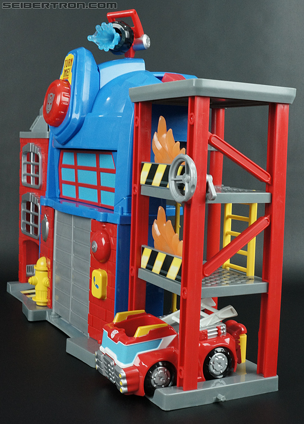 Transformers Rescue Bots Fire Station Prime (Image #63 of 136)