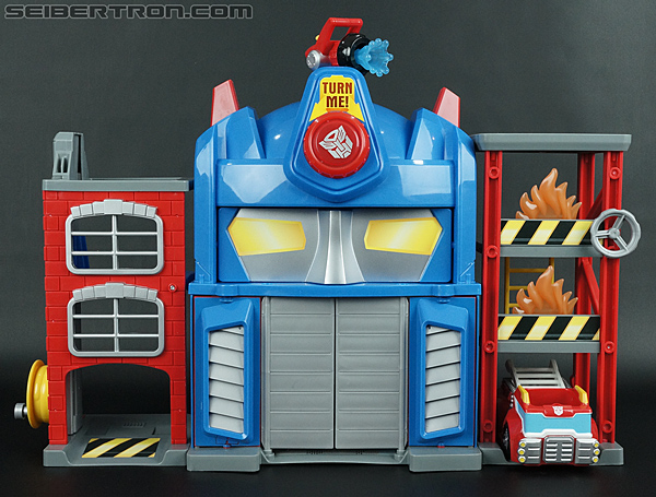 Transformers Rescue Bots Fire Station Prime (Image #65 of 136)