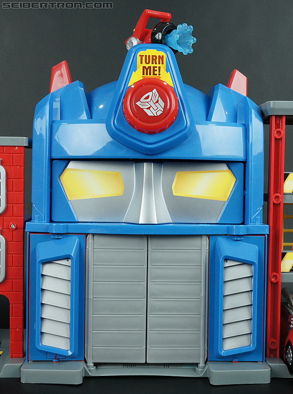 Transformers Rescue Bots Fire Station Prime (Image #66 of 136)