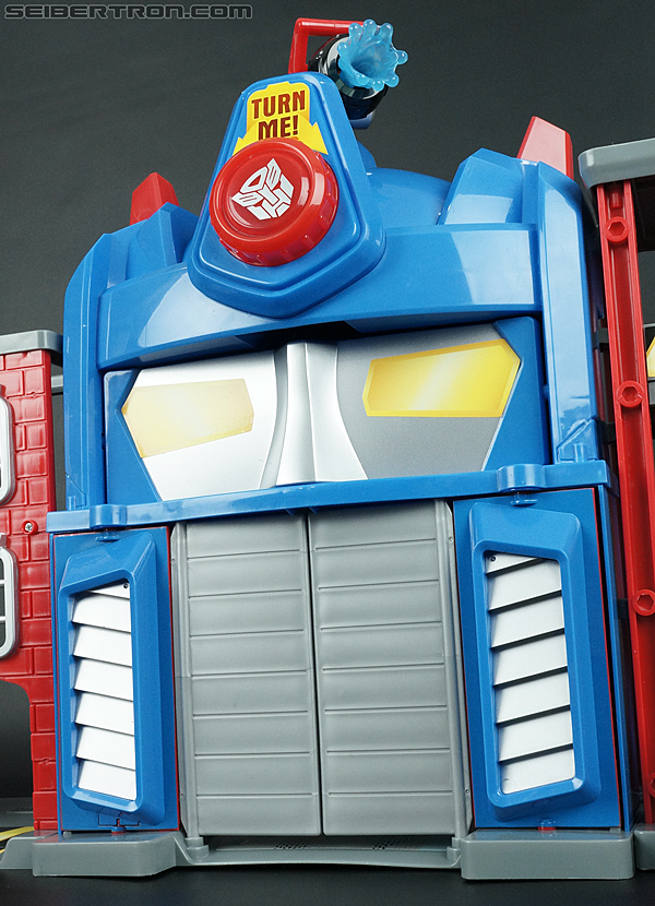 Transformers Rescue Bots Fire Station Prime (Image #68 of 136)