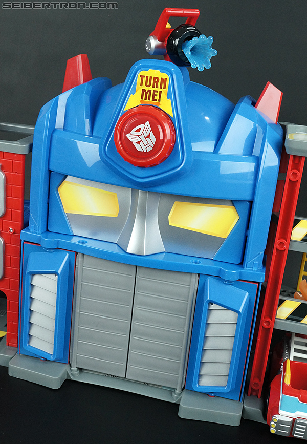 Transformers Rescue Bots Fire Station Prime (Image #69 of 136)