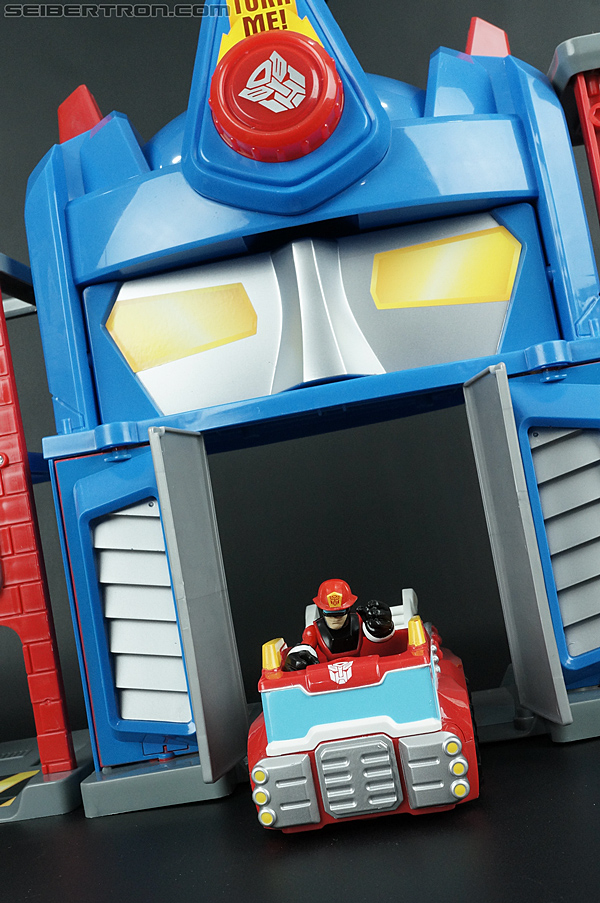 Transformers Rescue Bots Fire Station Prime (Image #72 of 136)