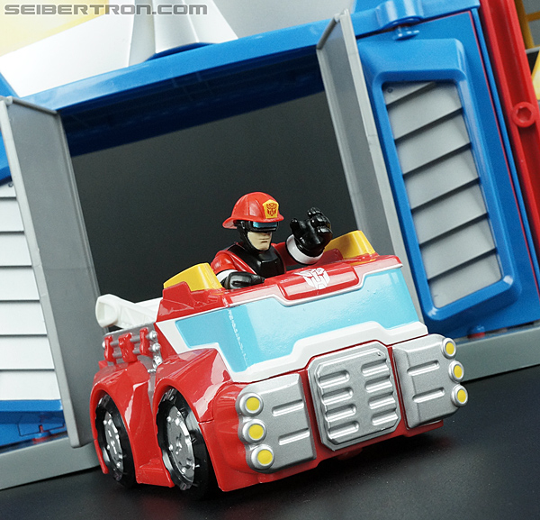 Transformers Rescue Bots Fire Station Prime (Image #75 of 136)
