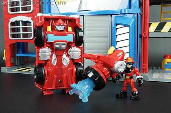 Transformers Rescue Bots Fire Station Prime (Image #76 of 136)