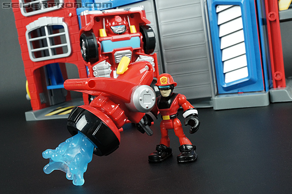 Transformers Rescue Bots Fire Station Prime (Image #77 of 136)