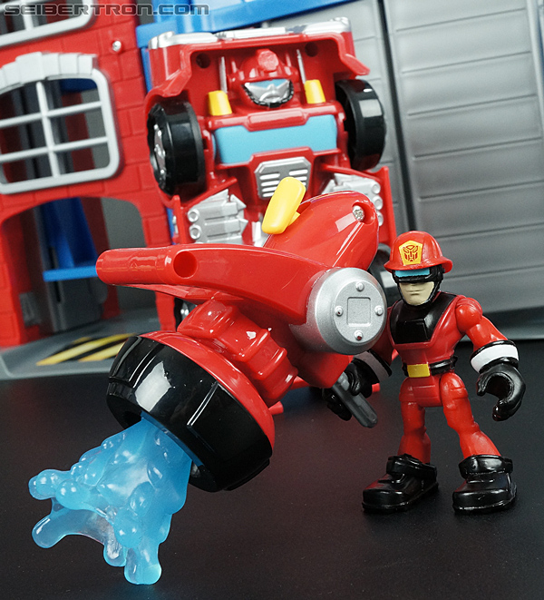 Transformers Rescue Bots Fire Station Prime (Image #78 of 136)