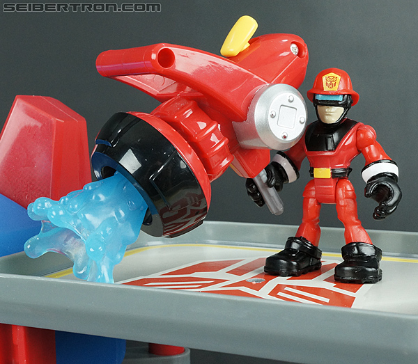 Transformers Rescue Bots Fire Station Prime (Image #80 of 136)