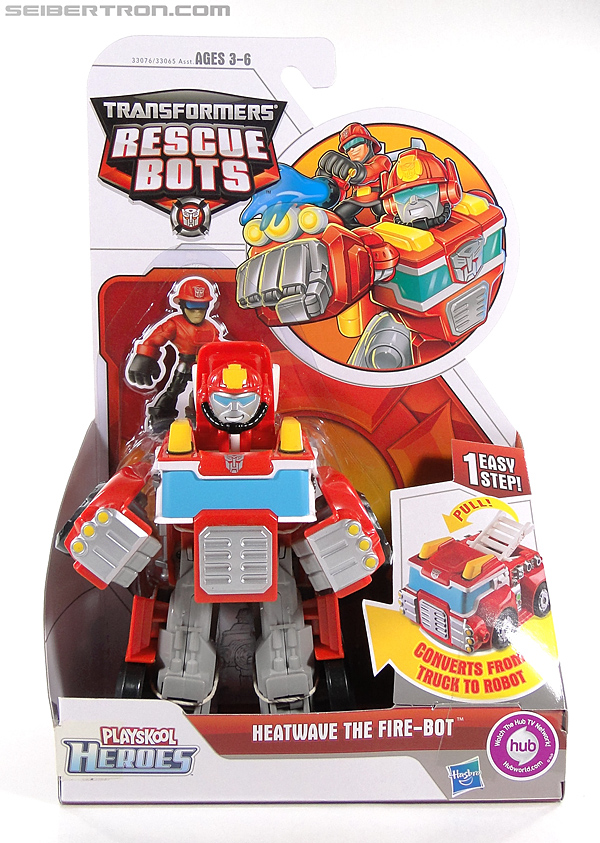 Transformers Rescue Bots Heatwave the Fire-Bot (Image #1 of 128)