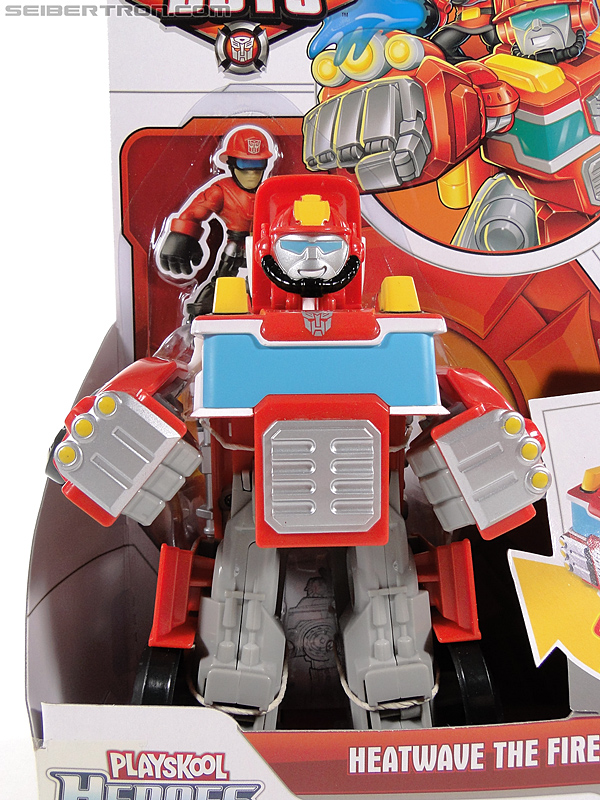 Transformers Rescue Bots Heatwave the Fire-Bot (Image #2 of 128)