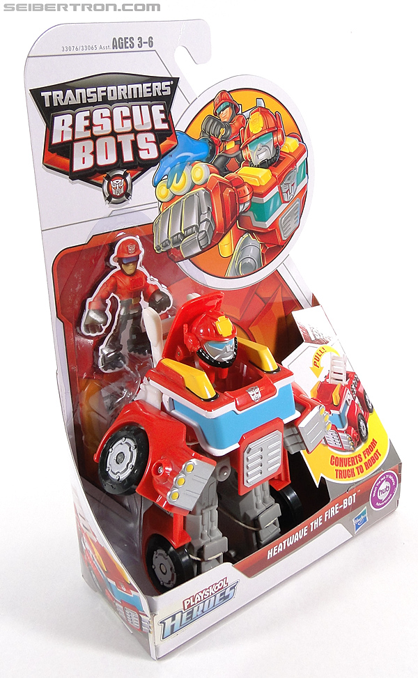 Transformers Rescue Bots Heatwave the Fire-Bot (Image #5 of 128)