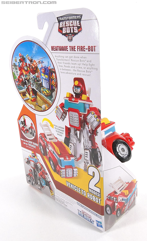 Transformers Rescue Bots Heatwave the Fire-Bot (Image #6 of 128)