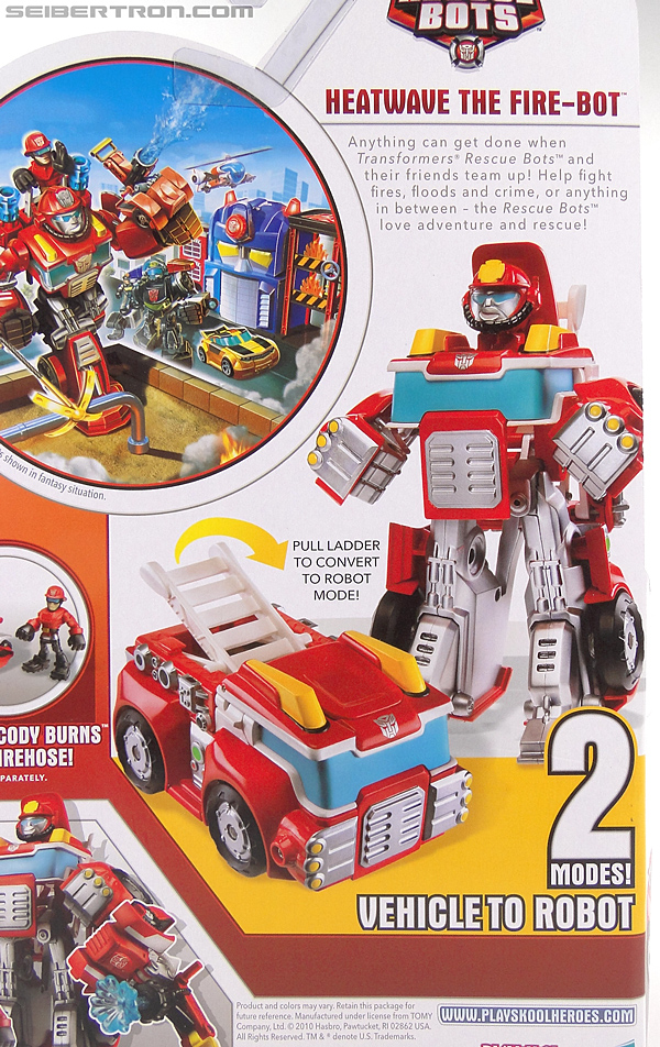 Transformers Rescue Bots Heatwave the Fire-Bot (Image #7 of 128)
