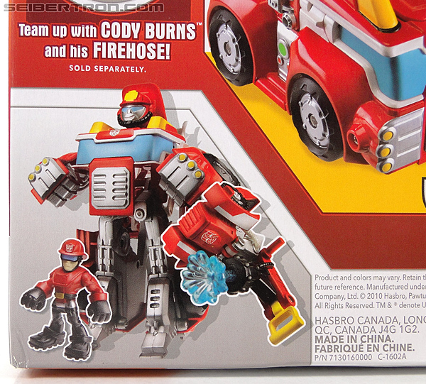 Transformers Rescue Bots Heatwave the Fire-Bot (Image #9 of 128)