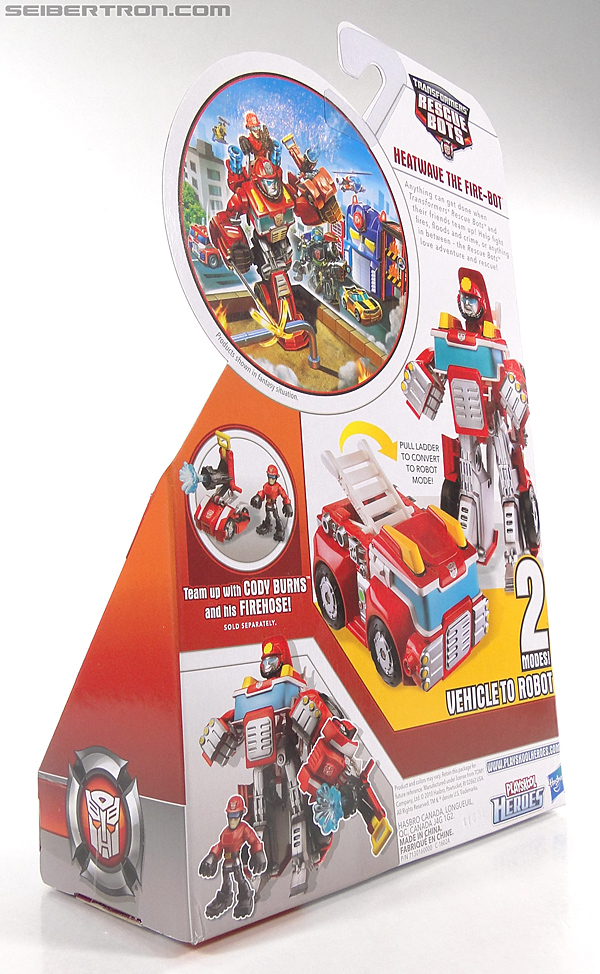 Transformers Rescue Bots Heatwave the Fire-Bot (Image #12 of 128)