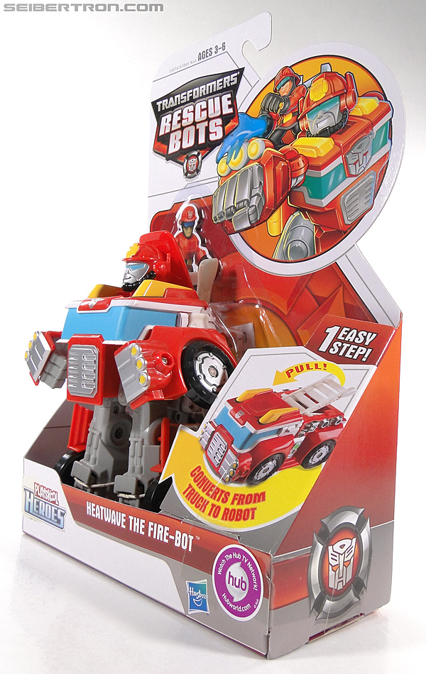 Transformers Rescue Bots Heatwave the Fire-Bot (Image #13 of 128)