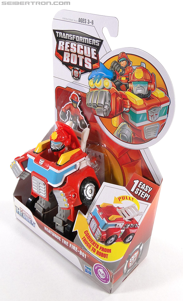 Transformers Rescue Bots Heatwave the Fire-Bot (Image #14 of 128)