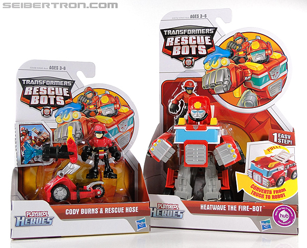 Transformers Rescue Bots Heatwave the Fire-Bot (Image #17 of 128)