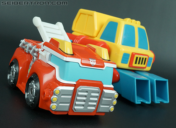 Transformers Rescue Bots Heatwave the Fire-Bot (Image #32 of 128)