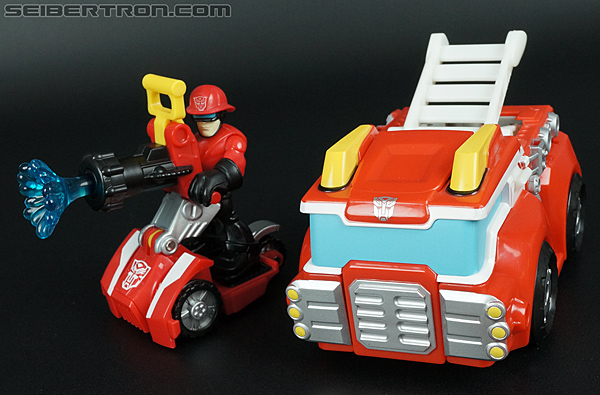 Transformers Rescue Bots Heatwave the Fire-Bot (Image #35 of 128)