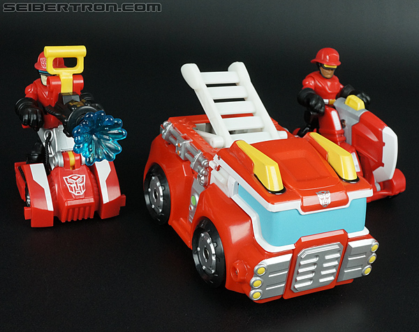 Transformers Rescue Bots Heatwave the Fire-Bot (Image #37 of 128)