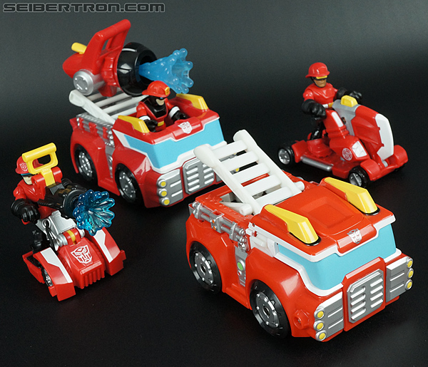 Transformers Rescue Bots Heatwave the Fire-Bot (Image #38 of 128)