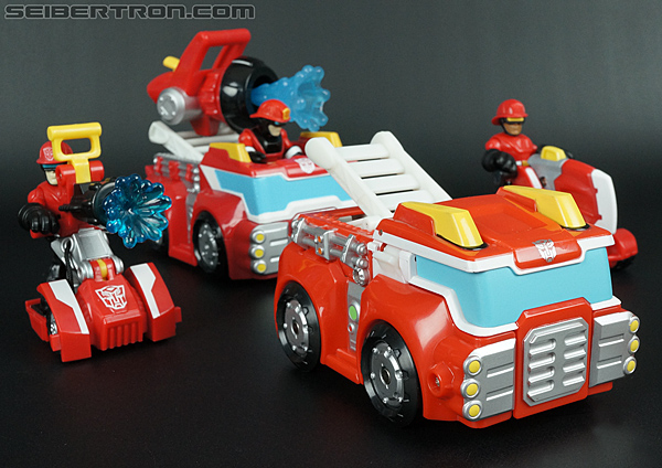 Transformers Rescue Bots Heatwave the Fire-Bot (Image #39 of 128)