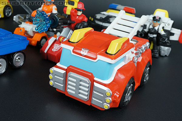 Transformers Rescue Bots Heatwave the Fire-Bot (Image #45 of 128)