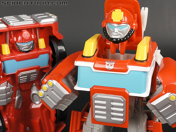 Transformers Rescue Bots Heatwave the Fire-Bot (Image #127 of 128)