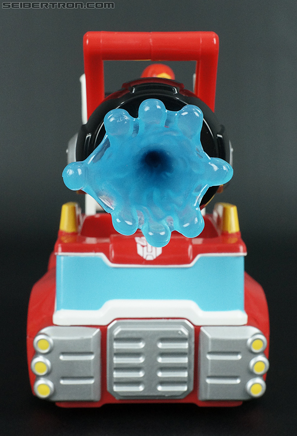 Transformers Rescue Bots Heatwave the Fire-Bot (Fire Station Prime) (Image #1 of 64)
