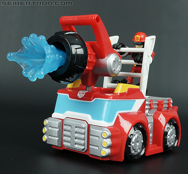 Transformers Rescue Bots Heatwave the Fire-Bot (Fire Station Prime) (Image #10 of 64)