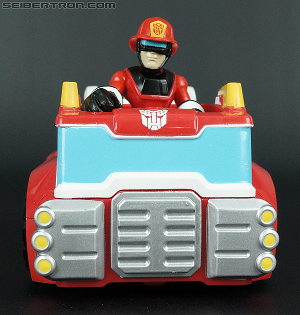 Transformers Rescue Bots Heatwave the Fire-Bot (Fire Station Prime) (Image #12 of 64)