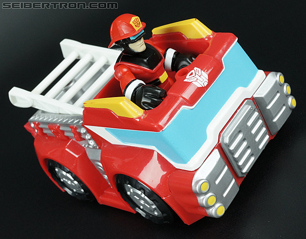 Transformers Rescue Bots Heatwave the Fire-Bot (Fire Station Prime) (Image #14 of 64)