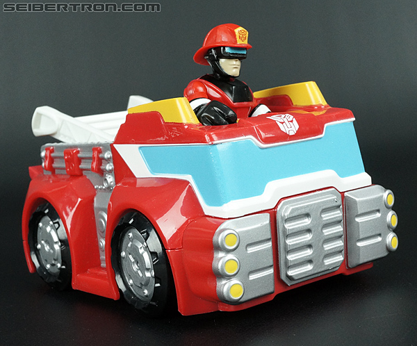 Transformers Rescue Bots Heatwave the Fire-Bot (Fire Station Prime) (Image #17 of 64)