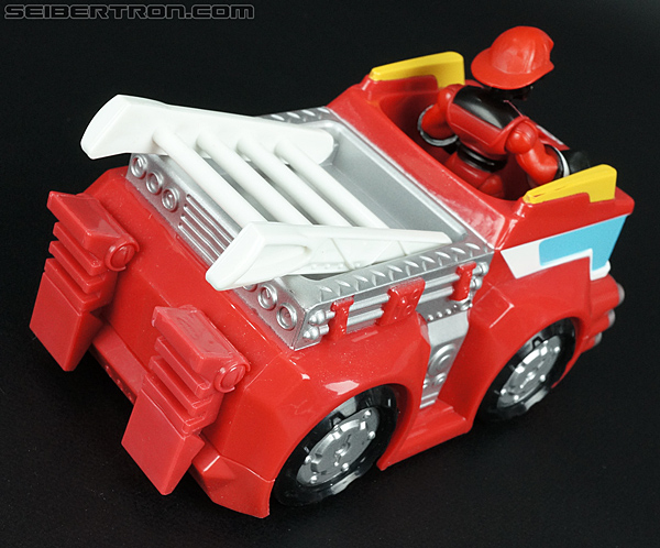 Transformers Rescue Bots Heatwave the Fire-Bot (Fire Station Prime) (Image #19 of 64)