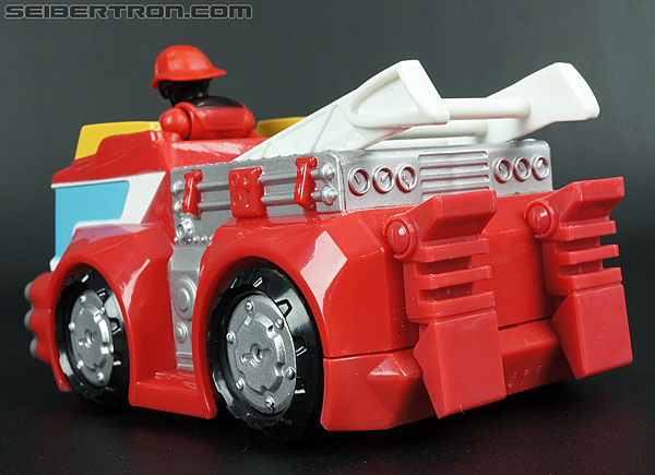 Transformers Rescue Bots Heatwave the Fire-Bot (Fire Station Prime) (Image #22 of 64)