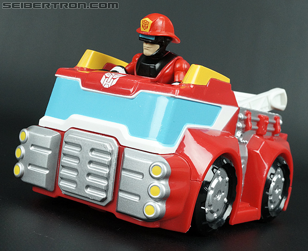 Transformers Rescue Bots Heatwave the Fire-Bot (Fire Station Prime) (Image #24 of 64)