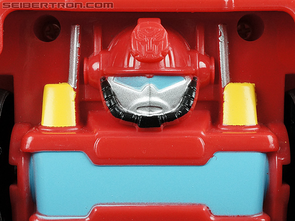 Transformers Rescue Bots Heatwave the Fire-Bot (Fire Station Prime) gallery
