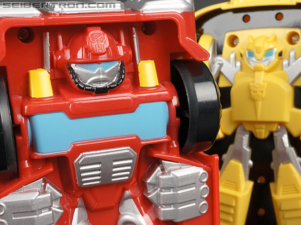 Transformers Rescue Bots Heatwave the Fire-Bot (Fire Station Prime) (Image #63 of 64)