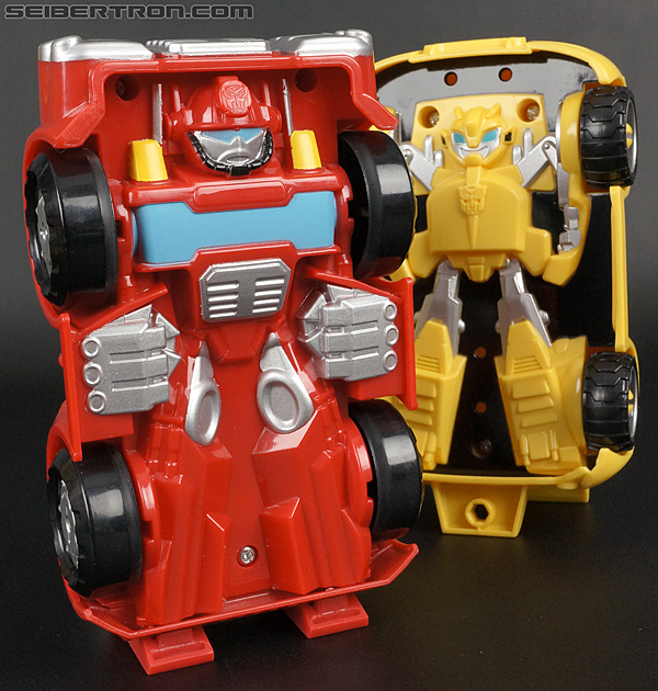 Transformers Rescue Bots Heatwave the Fire-Bot (Fire Station Prime) (Image #64 of 64)