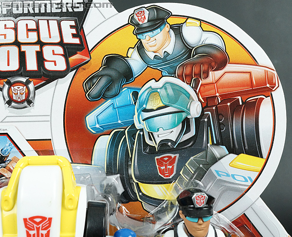Transformers Rescue Bots Jack Tracker & Jet Pack (Billy Blastoff & Jet Pack) (Image #3 of 75)