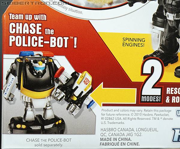 Transformers Rescue Bots Jack Tracker & Jet Pack (Billy Blastoff & Jet Pack) (Image #8 of 75)