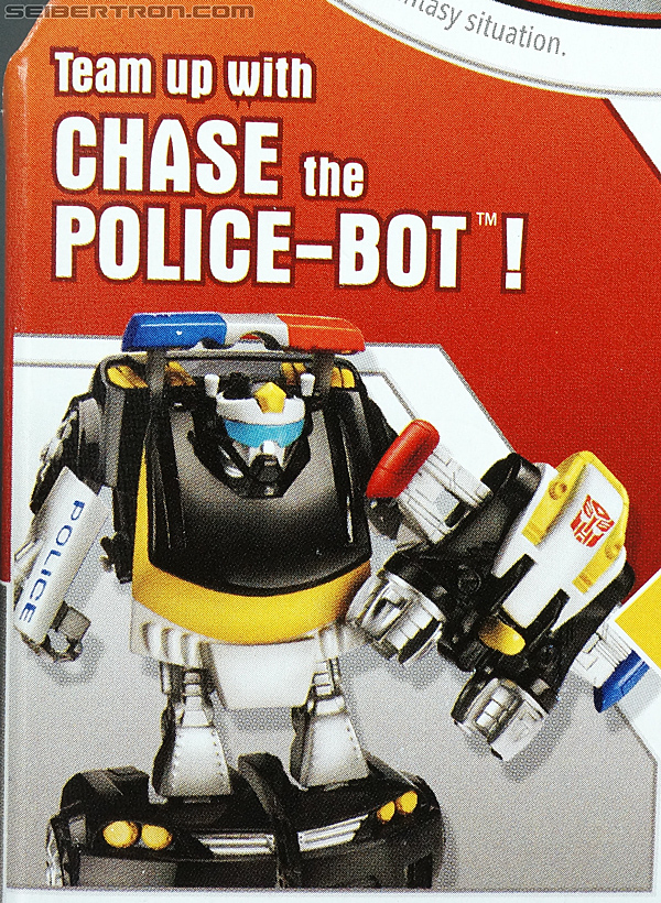 Transformers Rescue Bots Jack Tracker & Jet Pack (Billy Blastoff & Jet Pack) (Image #9 of 75)