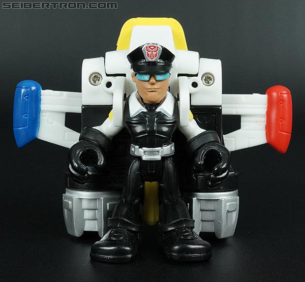 Transformers Rescue Bots Jack Tracker & Jet Pack (Billy Blastoff & Jet Pack) (Image #15 of 75)