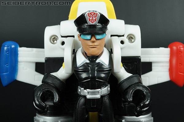 Transformers Rescue Bots Jack Tracker & Jet Pack (Billy Blastoff & Jet Pack) (Image #16 of 75)