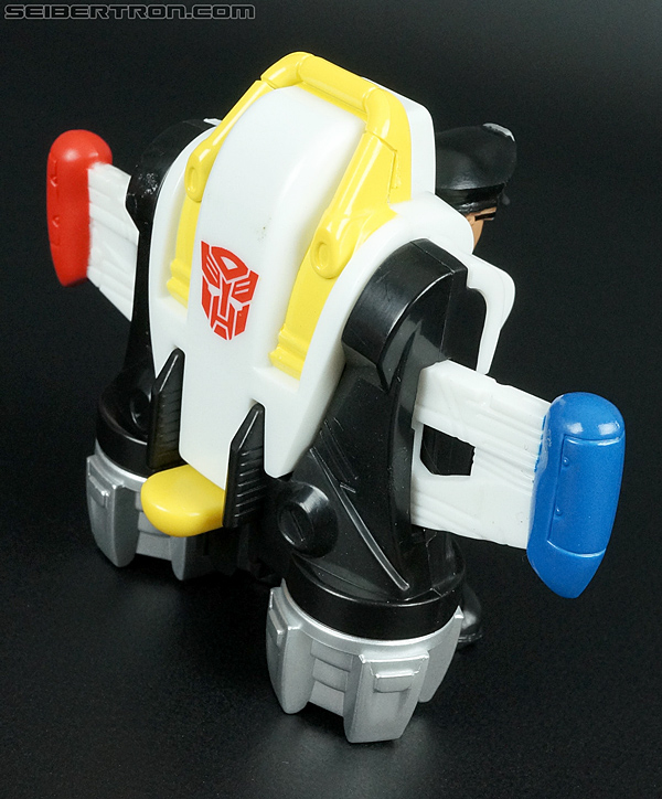 Transformers Rescue Bots Jack Tracker & Jet Pack (Billy Blastoff & Jet Pack) (Image #23 of 75)