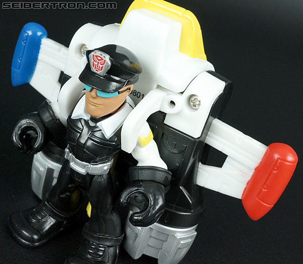 Transformers Rescue Bots Jack Tracker & Jet Pack (Billy Blastoff & Jet Pack) (Image #30 of 75)